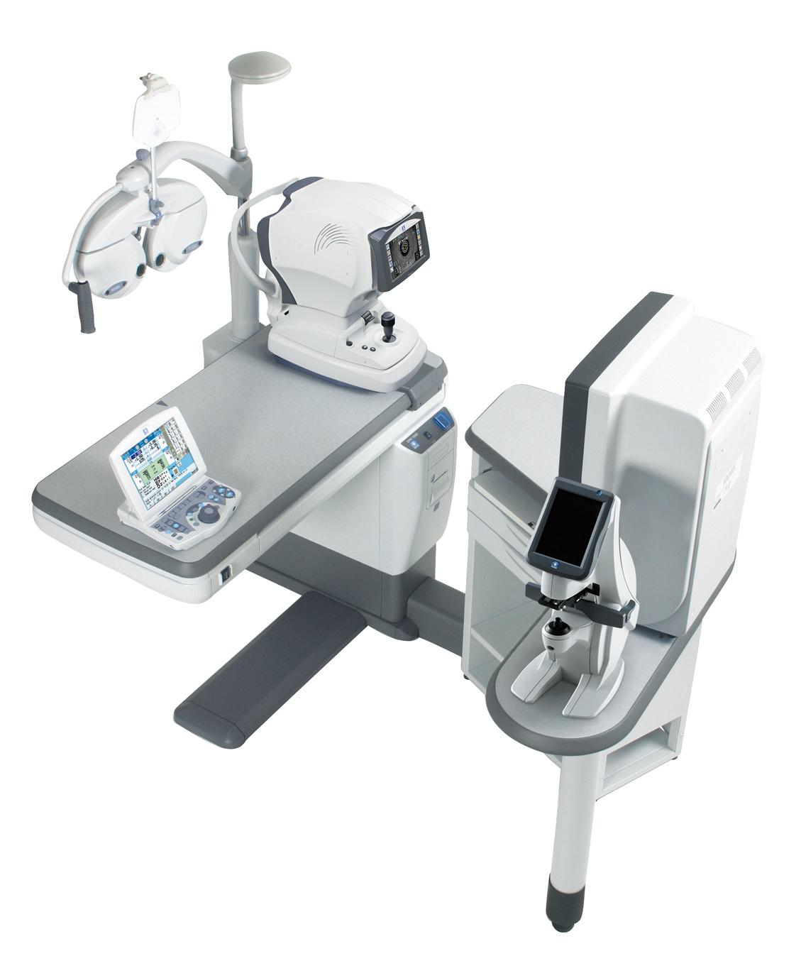 érintés nélküli szemészeti tonométer